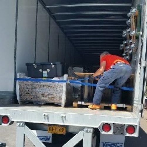 High Value Professional Transporter