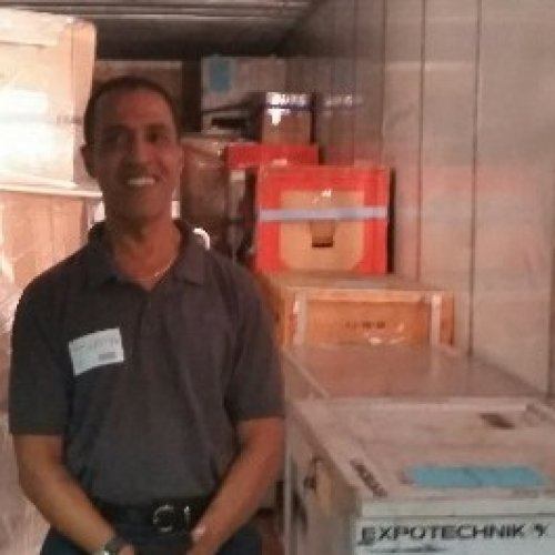 Jose Williams Professional Transporter