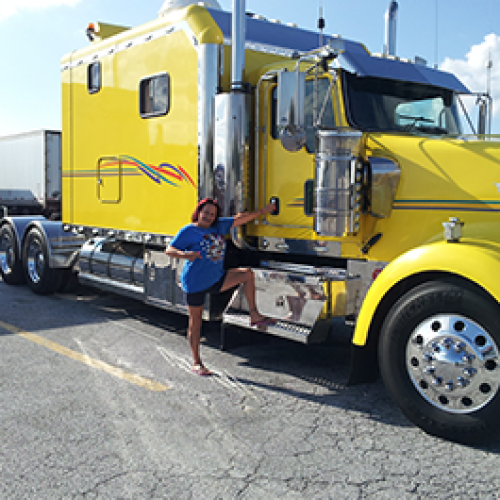 professional trucking services